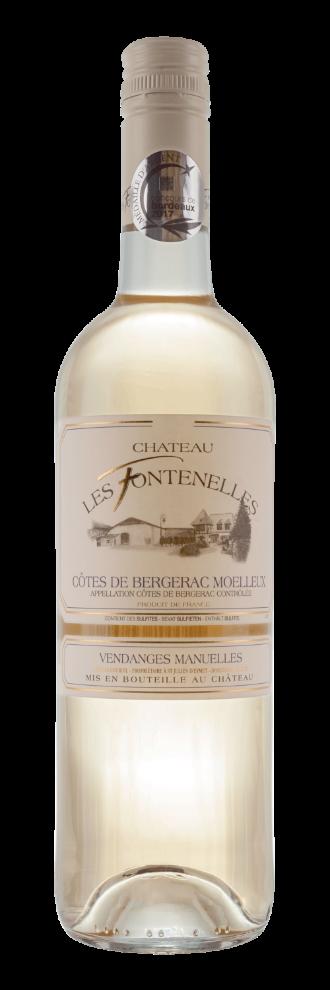 Château Les Fontenelles Moelleux 75CL