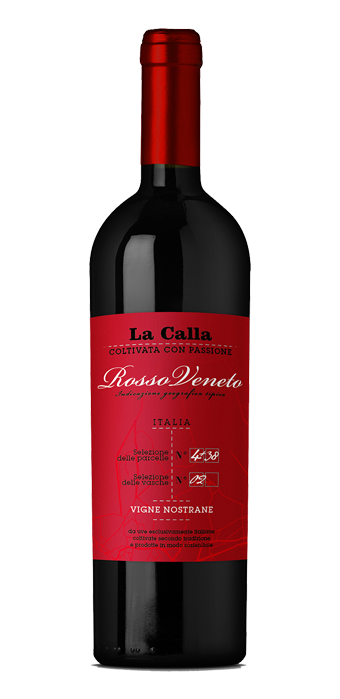 La Calla Rosso Veneto IGT 75CL