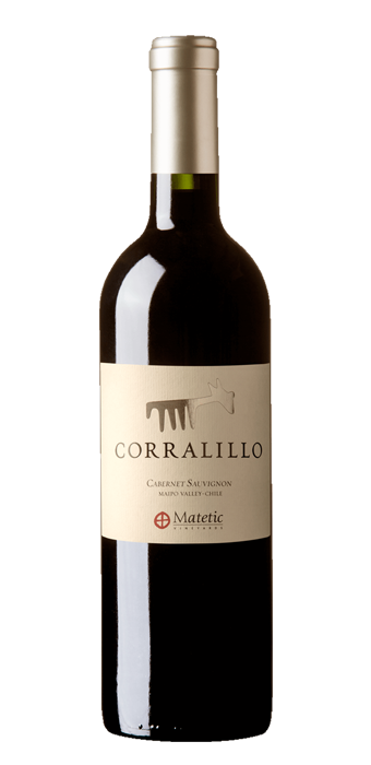Matetic Vineyards Corralillo Cabernet Sauvignon 75CL