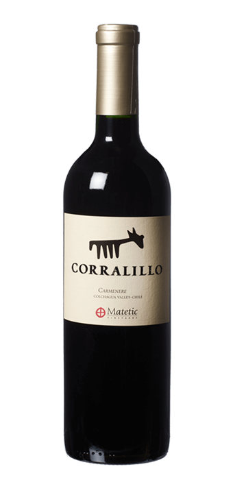 Matetic Vineyards Corralillo Carmenère 75CL