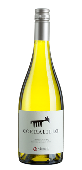 Matetic Vineyards Corralillo Chardonnay 75CL