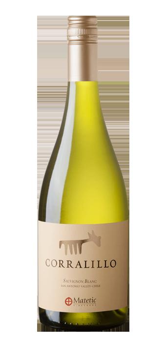 Matetic Vineyards Corralillo Sauvignon Blanc 75CL