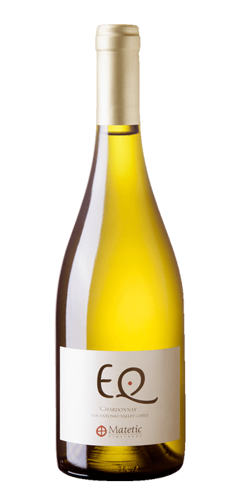 Matetic Vineyards EQ Chardonnay 75CL