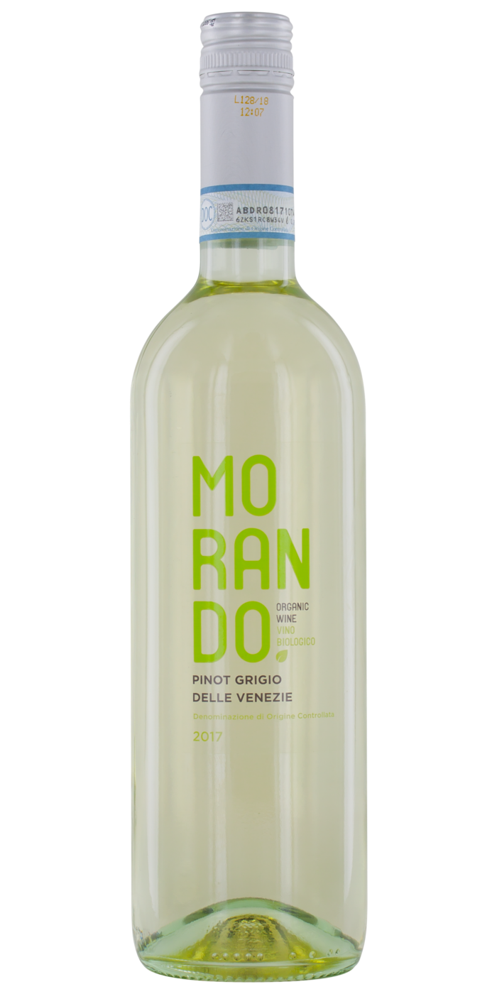 Campagnola Pinot Grigio Organic Morando 75CL