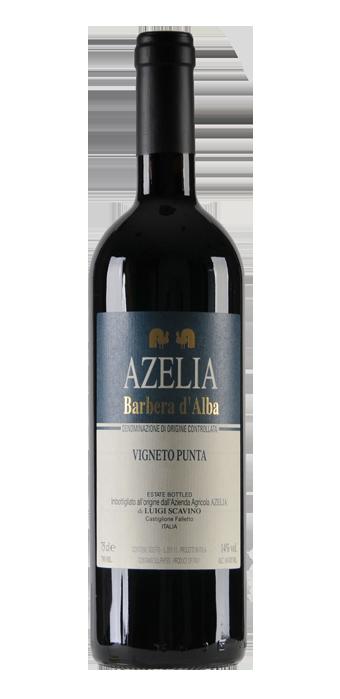 Azelia By Luigi Scavino Barbera D'Alba Vigneto Punta 2011 75CL