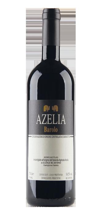 Azelia By Luigi Scavino Barolo 2014 75CL