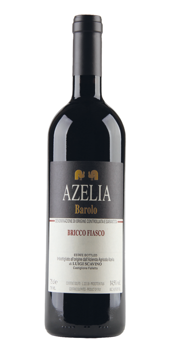 Azelia By Luigi Scavino Barolo Bricco Fiasco 2013 75CL