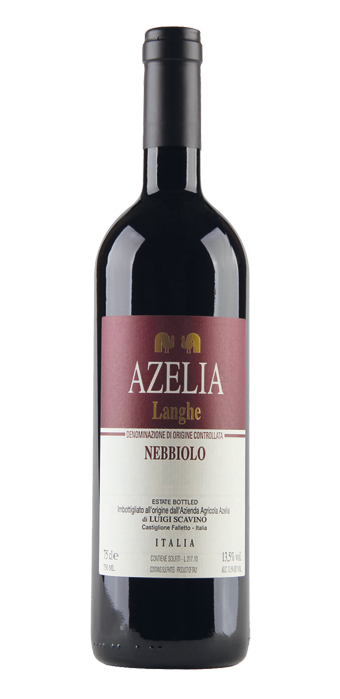 Azelia By Luigi Scavino Nebbiolo 2014 75CL