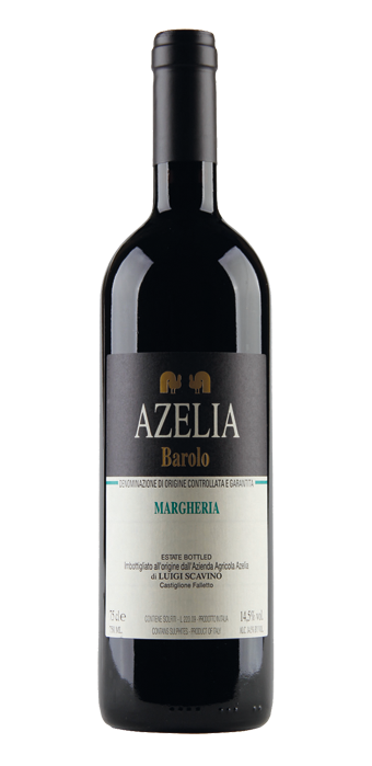 Azelia By Luigi Scavino Barolo Margheria 75CL