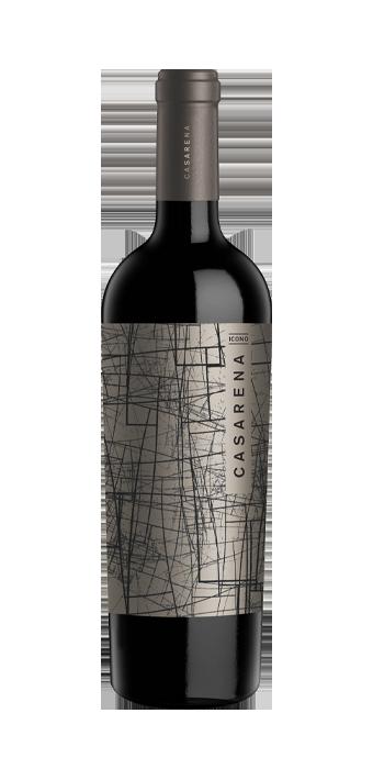 Casarena ICONO Cabernet Sauvignon Malbec 2015 75CL