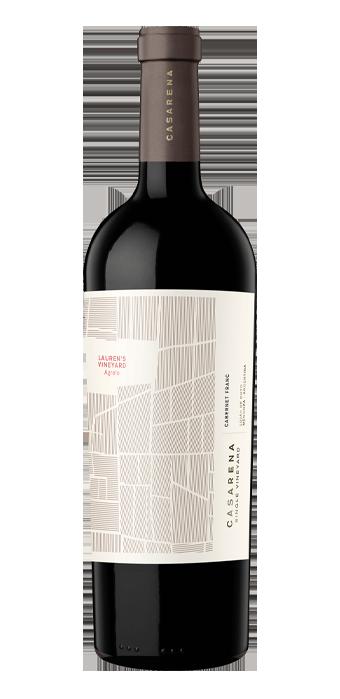 Casarena Laurens Single Vineyard Agrelo Cabernet Franc 75CL