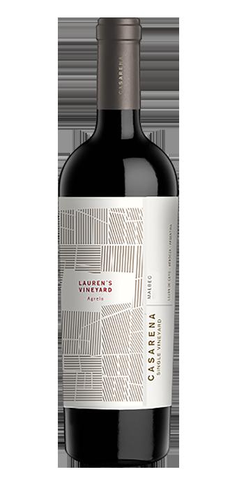 Casarena Laurens Single Vineyard Malbec 75CL