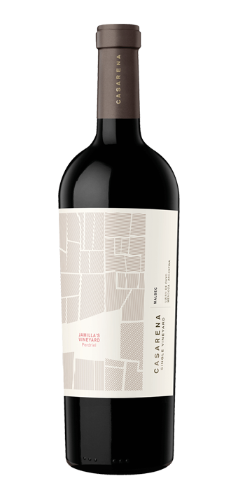 Casarena Jamilla's Single Vineyard Perdriel Malbec 75CL