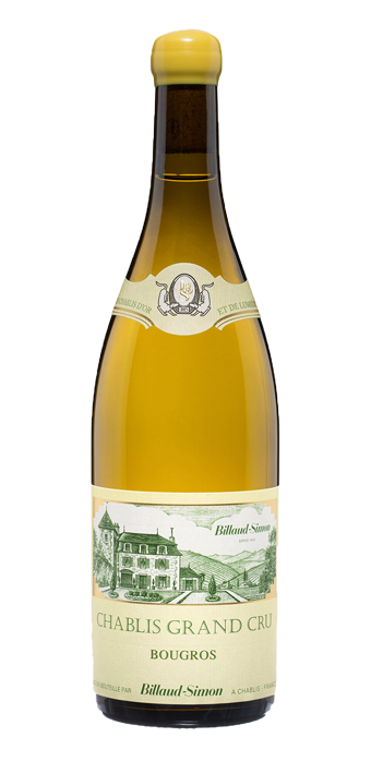 Domaine Billaud Simon Chablis Bougros Grand Cru 2016 75CL