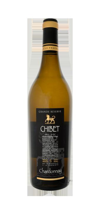Chibet Chardonnay Grande Reserve IGP 75CL
