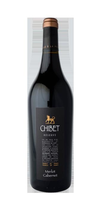 Chibet Merlot Cabernet Reserve IGP 75CL