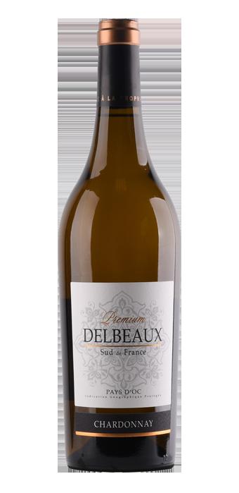 Delbeaux Chardonnay Premium 75CL