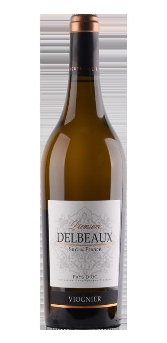 Delbeaux Viognier Premium 75CL
