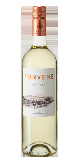 Fonvene Blanc Ardèche 75CL