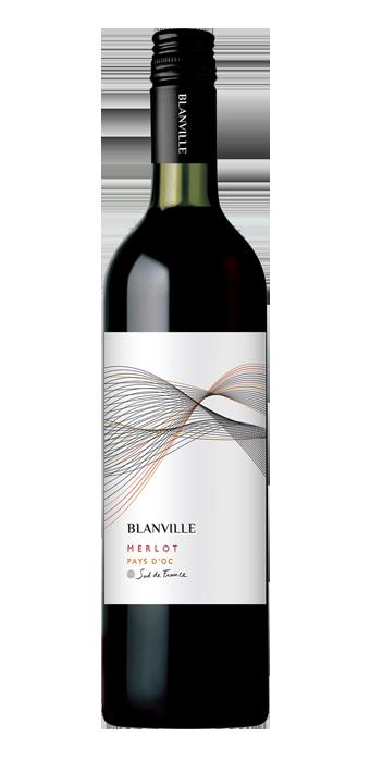 Haut Blanville Merlot 75CL
