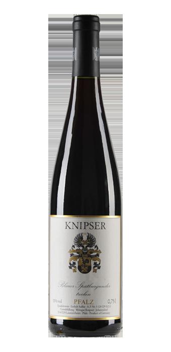 Weingut Knisper Laumersheim Blauer Spätburgunder 75CL