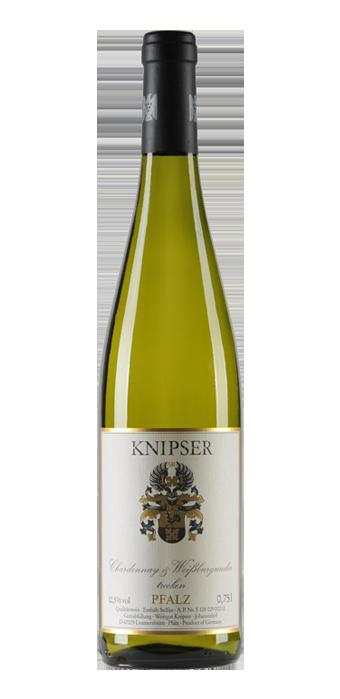 Weingut Knisper Laumersheim Chardonnay Weissburgunder 75CL