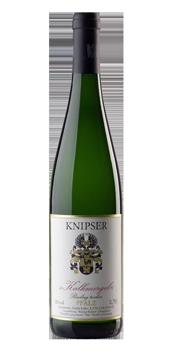Weingut Knisper Laumersheim Kalkmergel Riesling 75CL