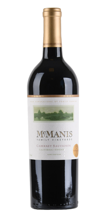 McManis Family Vineyards Cabernet Sauvignon 75CL