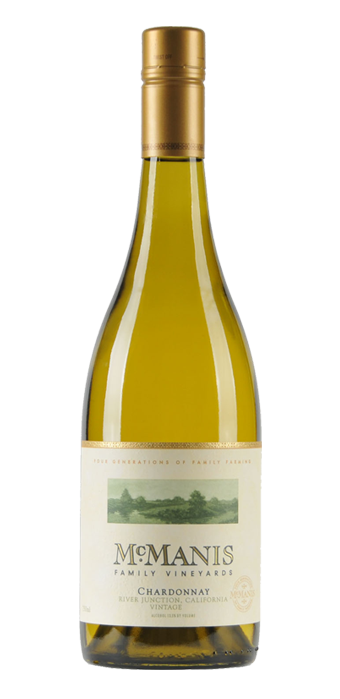 McManis Family Vineyards Chardonnay River Junction 75CL