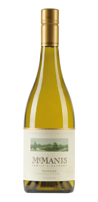 McManis Family Vineyards Viognier River Junction 75CL