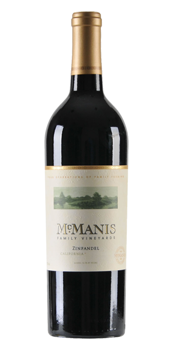 McManis Family Vineyards Zinfandel 75CL