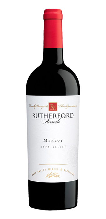 Rutherford Merlot 75CL