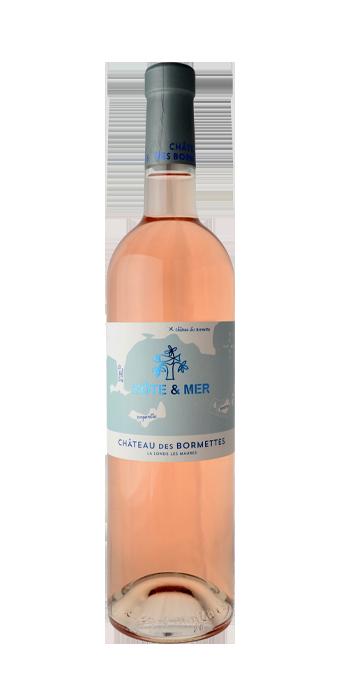Chateau Des Bormettes La Londes Les Maures Rose Tradition Côte & Mer 75CL