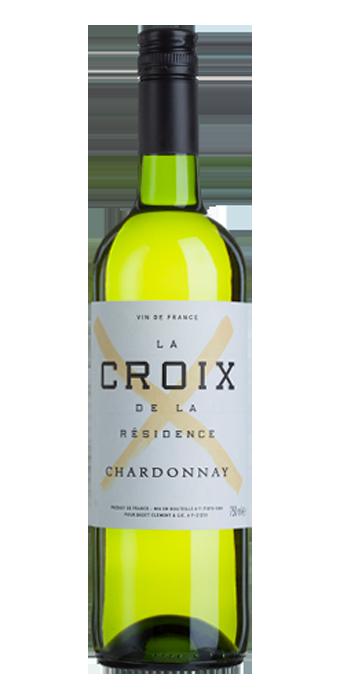 La Croix De La Residence Chardonnay IGP 75CL