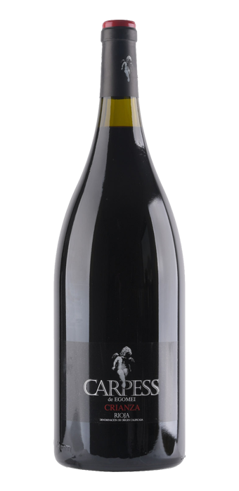 Finca Egomei Carpess DOC Rioja Crianza 150CL