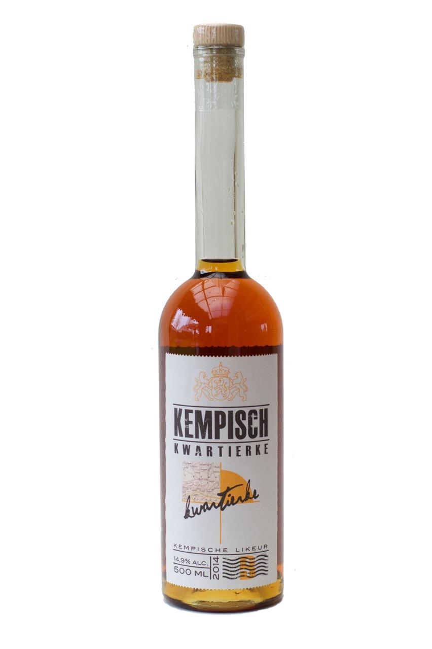 Kempisch Kwartierke Amandel-Caramel 50CL