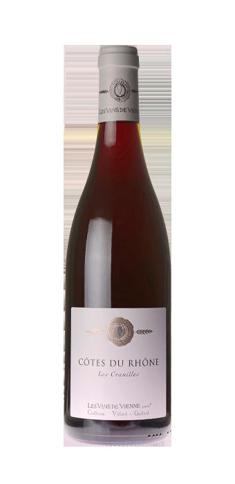 Les Vins De Vienne Côtes Du Rhône Les Cranilles 75CL