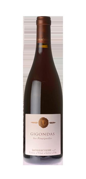 Les Vins De Vienne Gigondas Les Pimpignoles 75CL