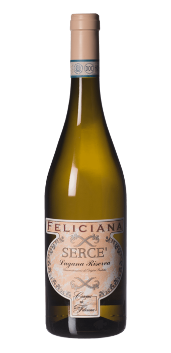 Azienda Feliciana Sercè Lugana Riserva 75CL