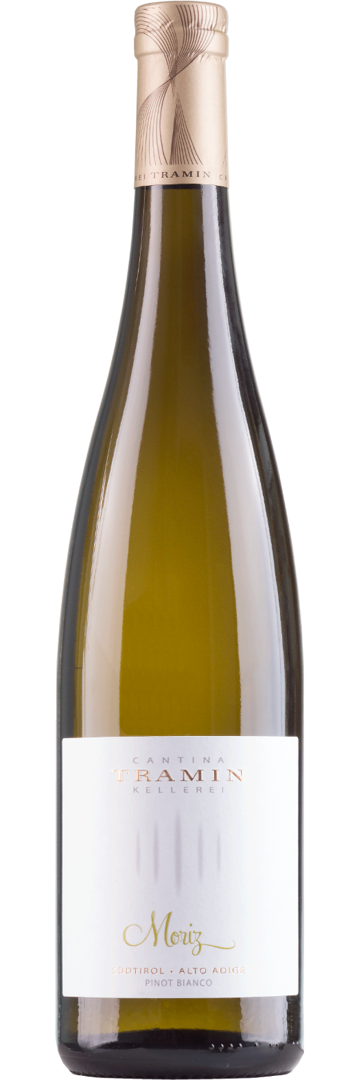 Tramin Pinot Bianco Moriz Alto Adige 75CL