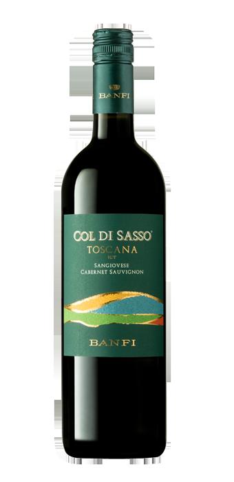 Banfi Cabernet Sangiovese Col Di Sasso 75CL
