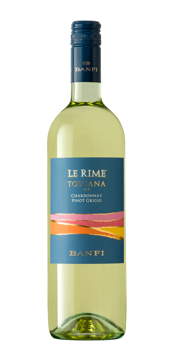 Banfi Chardonnay Pinot Grigio Le Rime 75CL