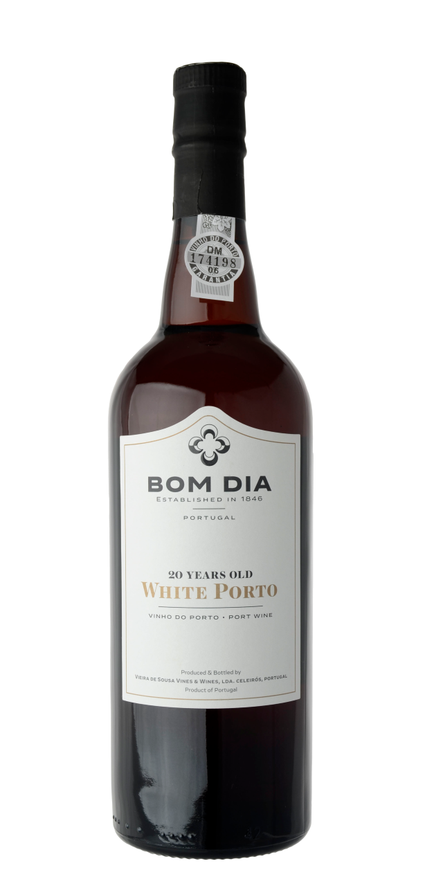 Quinta Do Bom Dia 20 Years Old White Port 75CL