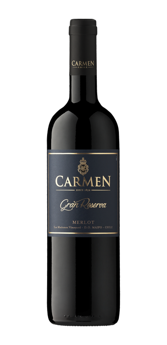 Carmen Merlot Gran Reserva 75CL