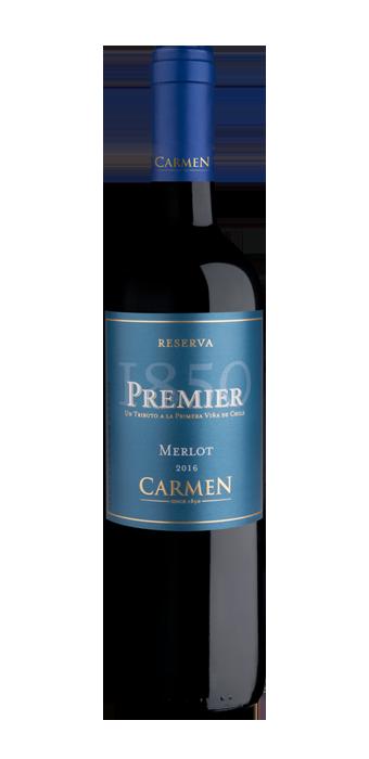 Carmen Merlot Reserva Premier 75CL