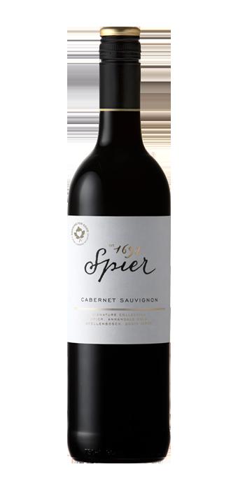 Spier Cabernet Sauvignon Signature 75CL