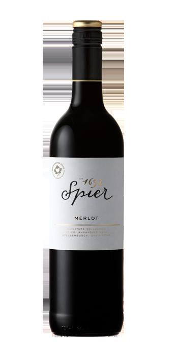 Spier Merlot Signature 75CL
