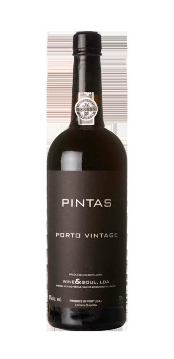 Wine & Soul Pintas Vintage 2009 75CL