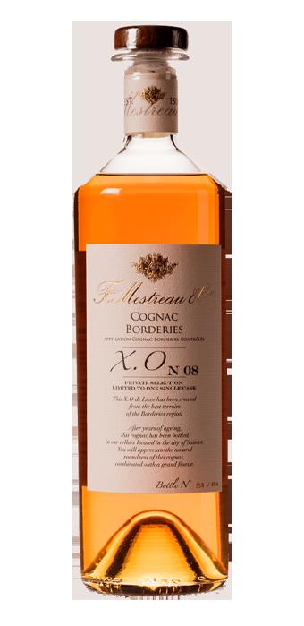 Mestreau & Cie Cognac 8 X.O. 70CL