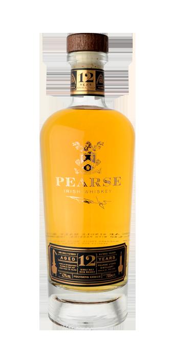 Pearse Lyons 12 Year Old Irish Single Malt Whiskey 70CL